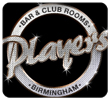 Players Bar Birmingham, VIP Booths Book here
