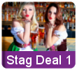 Stag Do Experience Deals in Blackpool