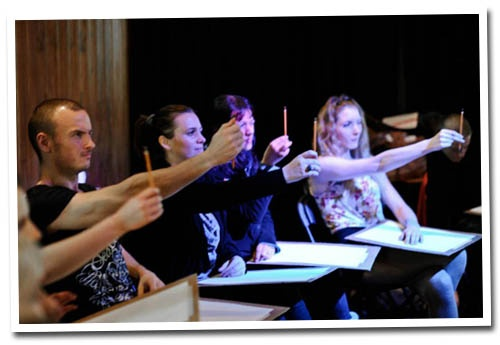 Glasgow Life Drawing Class | Life Drawing Hen Party Event -