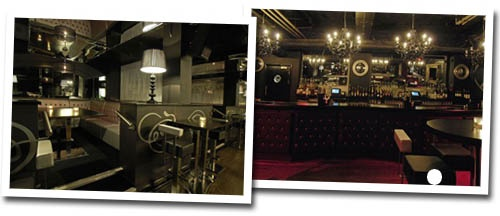 Gem Bar London VIP Booth, Seating Soho, TheDoorGuy co uk