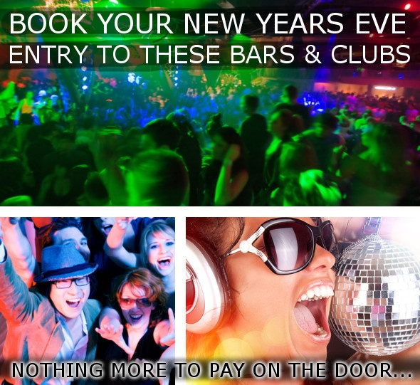 Club Party Pass Book This Nye Party Pass For